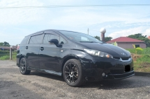 2009 TOYOTA WISH 1.8 (A) TIP TOP CONDITION REG 11
