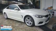 2014 BMW 4 SERIES 420i M Sport Coupe Unreg