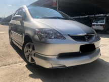 2006 HONDA CITY 1.5 AT VTEC