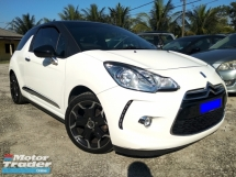 2015 CITROEN DS3 SPORT CHIC EDITION FULL SERVICE RECORD LOW MILE 40K