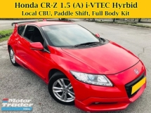 2012 HONDA CR-Z 1.5 HYBRID (A) CBU Paddle Shift Full Body Kit