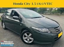 2010 HONDA CITY 1.5 (A) i VTEC E Spec S Spec Sedan