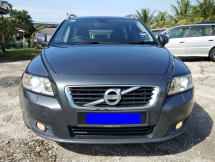 2013 VOLVO V50 2.0 (A) SPORT WAGON LIMITED EDITION