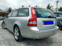 2006 VOLVO V50 T5 TE  SPORT WAGON LIMITED EDITION