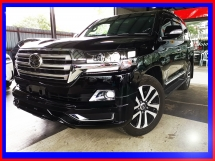 2017 TOYOTA LAND CRUISER G FRONTIER EDITION FULL SPEC - UNREG - NEW YEARS SALE