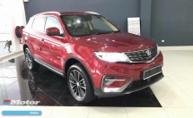 2018 PROTON X70 Standard AT.FULL LOAN.READY STOCK