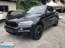 2015 BMW X6 Unreg BMW X6 3.0 Turbo Diesel Sun Roof M Sport Camera PowerBoot