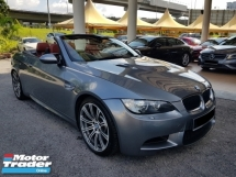 2009 BMW M3 4.0 V8 (A) Convertible Hard Top