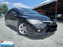 2011 HONDA CIVIC 1.8 (A) I-VTEC TYPE R BODYKIT GOOD CONDITION ACC FREE RAYA PROMOTION PRICE.