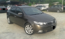 2011 KIA FORTE 1.6 SX (A) P/START P/SHIFT F/LOAN