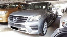 2014 MERCEDES-BENZ ML 350 AMG 4MATIC UW19