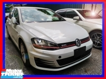 2015 VOLKSWAGEN GOLF GTI MK7 JAPAN SPEC MK7 - UNREG -
