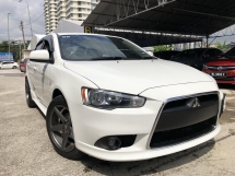2012 MITSUBISHI LANCER GT, Mivec Engine, Original Lancer, Leather Seat, Original White, 1 Owner,Call Now