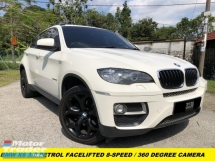 2014 BMW X6 XDRIVE 35I FACELIFTED 8 SPEED MODEL TWIN POWER TURBO CHARGED ENGINE