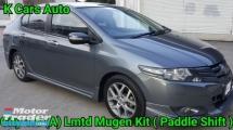 2012 HONDA CITY 1.5 E i-VTEC E SPEC PADDLE SHIFT FULL MUGEN BODYKIT KEEP LIKE NEW CAR