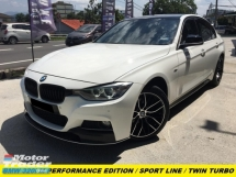 2015 BMW 3 SERIES 320i SPORT LINE 2.0 M-PERFORANCE EDITION LIMITED M-PERFORMANCE INTERIOR