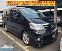 2007 TOYOTA ALPHARD 240S LIMITED