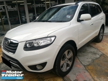 2015 HYUNDAI SANTA FE 2.2GLS CRD SPECS SUNROOF NAPPA LEATHER PREMIUM SPECS FULL LOAN !!!!!!!