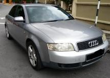2004 AUDI A4 1.8 TFSI