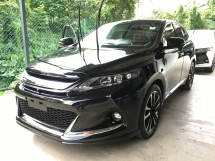 2016 TOYOTA HARRIER GS SPORT P-ROOF FULL CAMERA (RM) 189,000.00