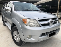 2007 TOYOTA HILUX 2.5G (A) 4x4 PICK UP POWERFUL
