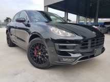 2015 PORSCHE MACAN 2015 Porsche Macan 3.6 Turbo Japan Spec Sport Chrono Bose Sound system Full Leather Unregister for sale