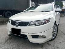 2013 NAZA FORTE 1.6 SX Facelift  Keyless (A) Full spec