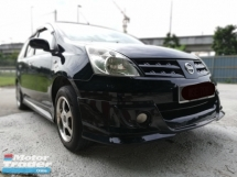2010 NISSAN GRAND LIVINA IMPUL 1.8L SHOWROOM CONDITION