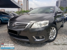 2012 TOYOTA CAMRY 2.0 G FACELIFT (A)New Facelift Model Color
