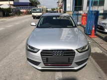 2013 AUDI A4 1,8 TFSI B&O Facelift Sport Super Condition