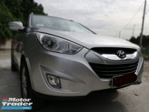 2011 HYUNDAI TUCSON 2.0 SUNROOF AND PUSH START BUTTON