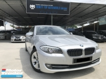 2010 BMW 5 SERIES 528I Full Spec Sunroof