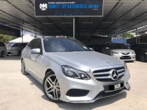 2015 MERCEDES-BENZ E-CLASS BlueTec  2.1 AMG  Under Warrantly