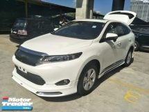 2015 TOYOTA HARRIER 2.0 PREMIUM POWER BOOT PANAROMIC ROOF SURROUND CAMERA ELECTRIC SEATS