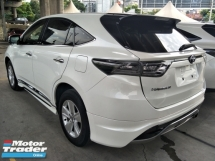 2014 TOYOTA HARRIER 2.0 PREMIUM PANAROMIC ROOF POWER BOOT SURROUND CAMERA ELECTRIC SEATS ALPINE DVD PLAYER