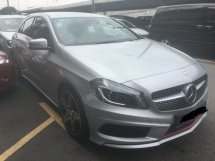 2014 MERCEDES-BENZ A250 2.0 CBU (A) NICE CAR