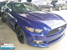 2016 FORD MUSTANG 2.3TURBOCHARGED 6 SPEED 310HP