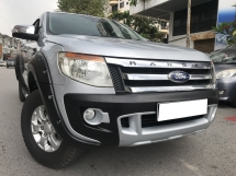 2013 FORD RANGER 2.2 (AT)  XLT TDCI 4X4 DOUBLE CAB