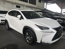 2016 LEXUS NX NX200T VERSION L LUXURY FULL SPEC SUNROOF HEAD UP DISPLAY MEMORY LEATHER SEAT 2016 JPN UNREG NO SST