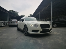 2016 BENTLEY CONTINENTAL GT V8S 4.0 ONLY ONE LIKE NEW