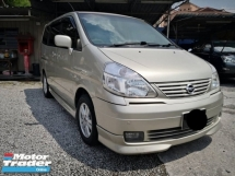 2012 NISSAN SERENA 2.0L HIGHWAY STAR 7 seater Leather
