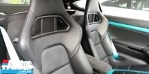2017 PORSCHE CAYMAN 718 FACELIFT 2.0 / CRONO / SPORT EXHAUST / CARBON SEATS / READY STOCK