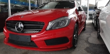 2014 MERCEDES-BENZ A250 AMG SPORT 2.0 / PANORAMA ROOF / TIPTOP CONDITION