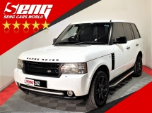 2009 LAND ROVER RANGE ROVER VOGUE 5.0 Long Wheel V8