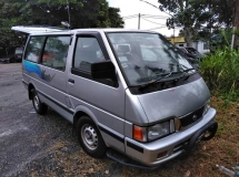 2008 NISSAN VANETTE 1.5 Manual