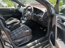 2014 VOLKSWAGEN GOLF GTI PERFORMANCE PACK 220HP GREY UNREG