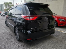 2016 TOYOTA ESTIMA 2.4 AERAS EDITION BLACK NEW YEAR OFFER UNREG