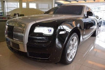 2017 ROLLS-ROYCE GHOST SERIES 2 EWB