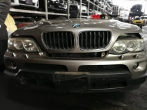 BMW X5 E53 facelift 3.0 half cut Half-cut
