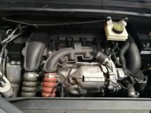 Citroen c4 1.6 turbo half cut
